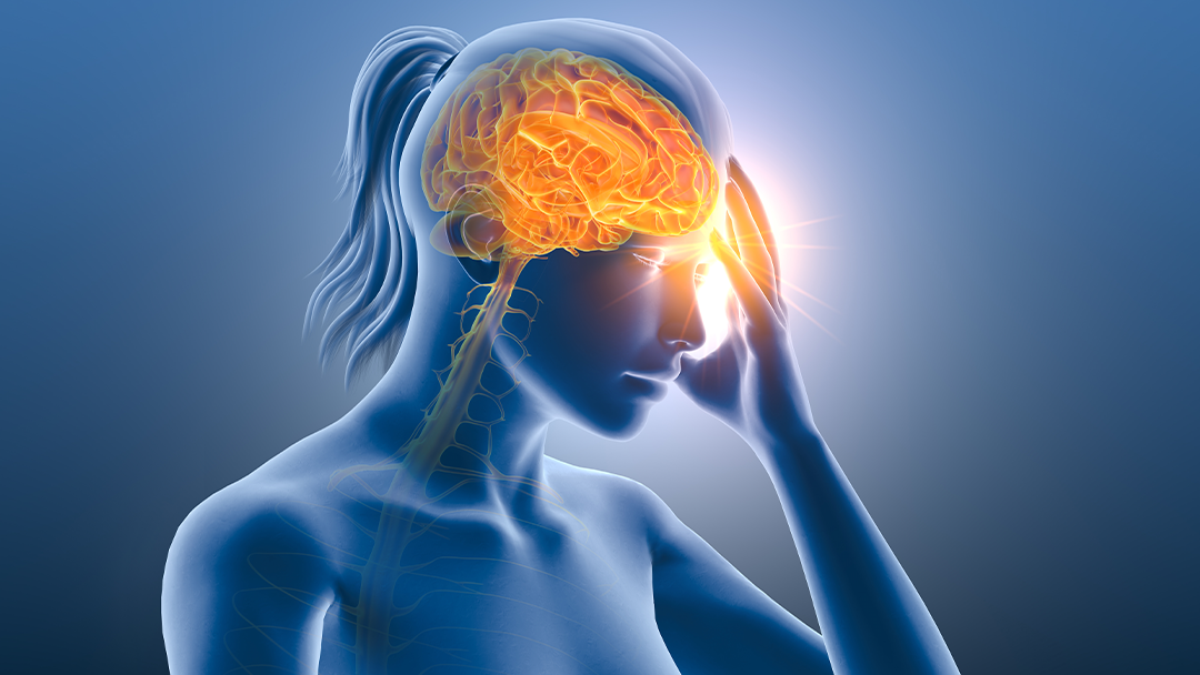 Migraine is geen Hoofdpijn maar een Hersenaandoening